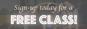Sign-up for a Free Class!