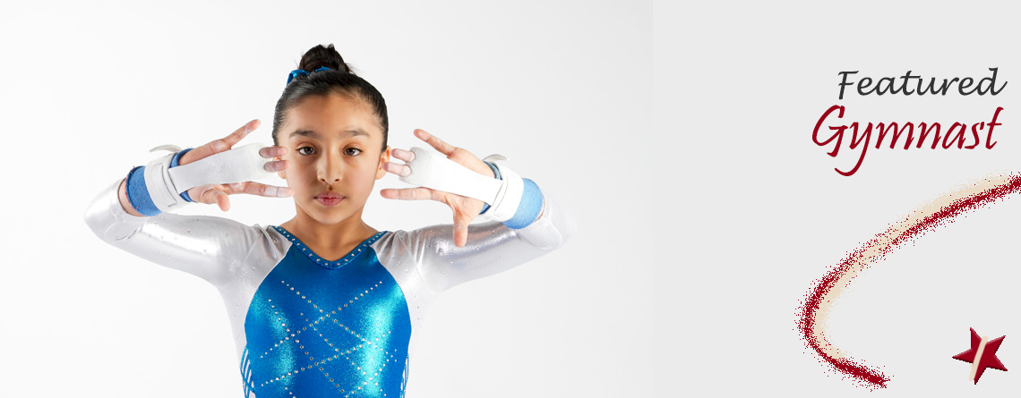 Featured Gymnast