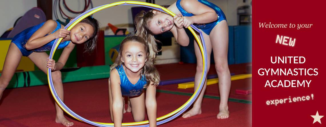 Welcome to United Gymnastics Academy!